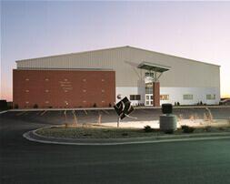 Chickasaw Wellness Center Exterior