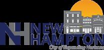 New Hampton: City of Expanding Horizons Full Color Logo