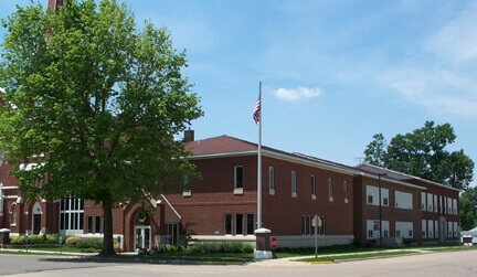 St. Joseph Community School Exterior